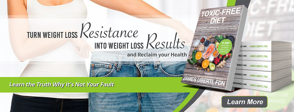 21-DAY DETOX TO CURE WEIGHT LOSS RESISTANCE