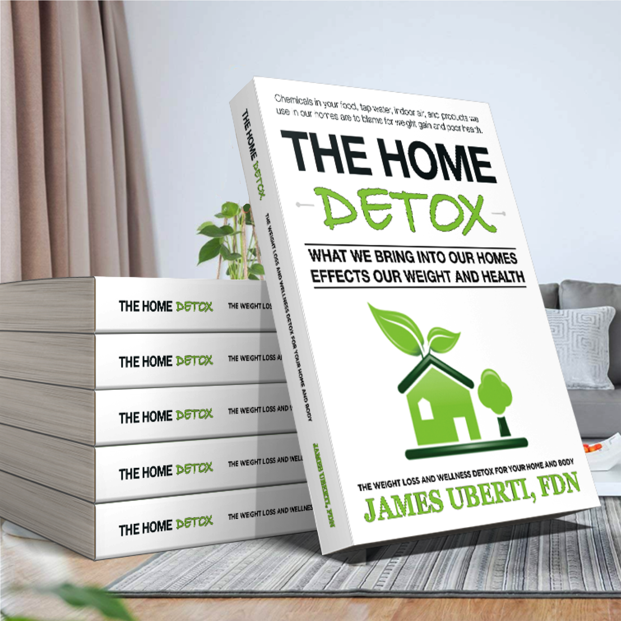 THE HOME DETOX - PRE-ORDER