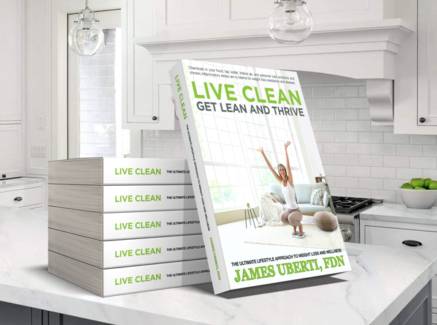 Live Clean, Get Lean and Thrive - PRE-ORDER