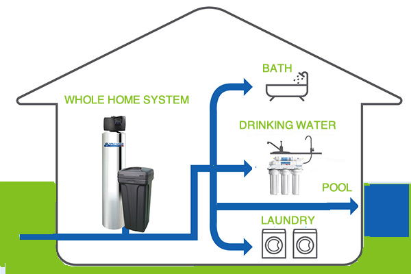WHOLE HOME FILTRATION - FILTER EVERY OUTLET